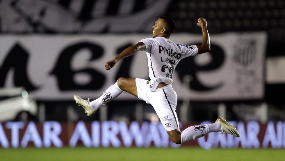 3-0: El Santos barre a Boca y saca el billete para la final de la Libertadores 1