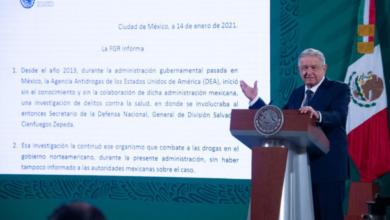 Acusa AMLO a DEA de fabricar delitos contra Cienfuegos 18