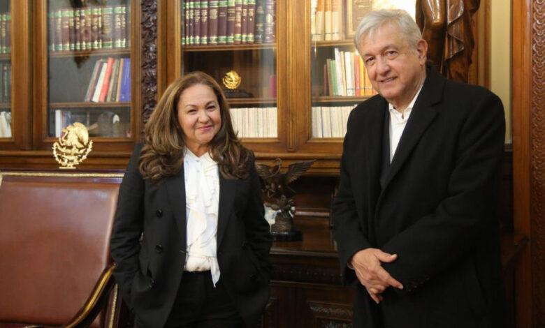 Anuncia Sanjuana Martínez reunión con AMLO; el 15 de enero habrá audiencia en la JFCA: Sutnotimex 1