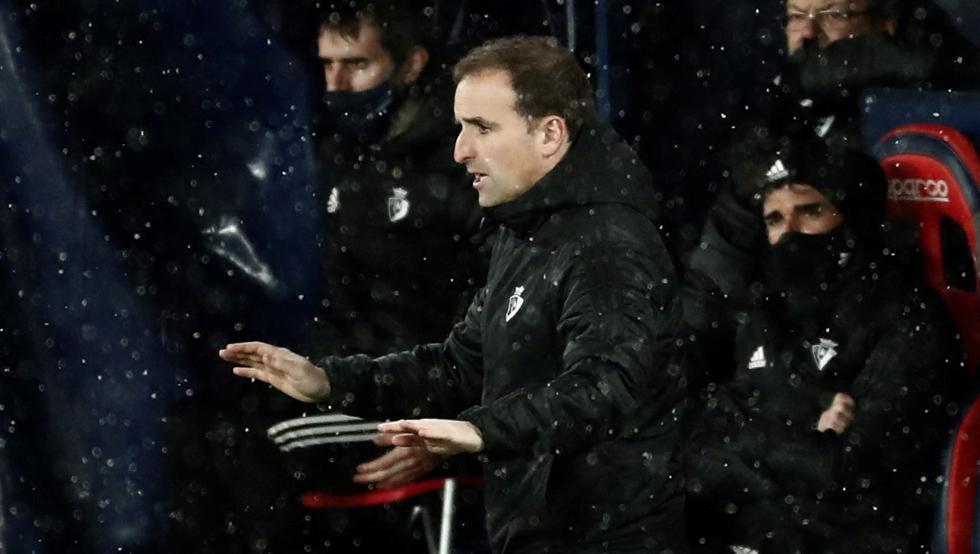 """Arrasate: """"Vamos con la ilusión de seguir en la Copa"""" 13"""
