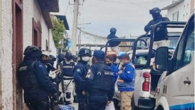Asaltó a cajera de la Comercial Mexicana de San Juan del Río, fue detenido por guardias privados
