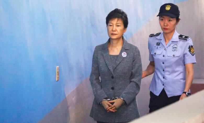 Confirman pena de 22 años de prisión por corrupción para expresidenta surcoreana