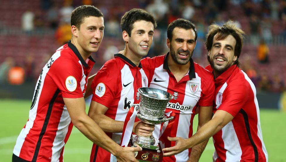 De Marcos y Balenziaga repiten de Supercopa en Supercopa 1