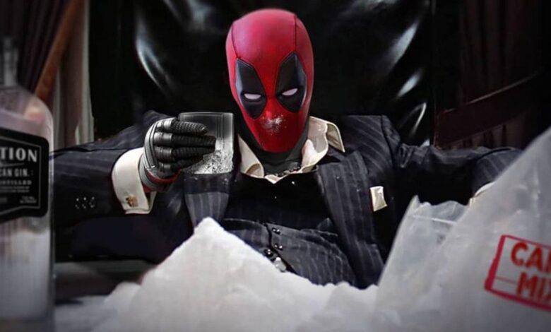Deadpool se convierte en Scarface en un divertido arte cruzado