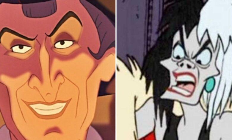 Disney y Pixar: 10 citas más aterradoras de personajes malvados