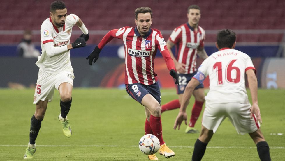 El Atlético ya le saca 4 puntos al Madrid y 7 al Barça con dos partidos menos 1
