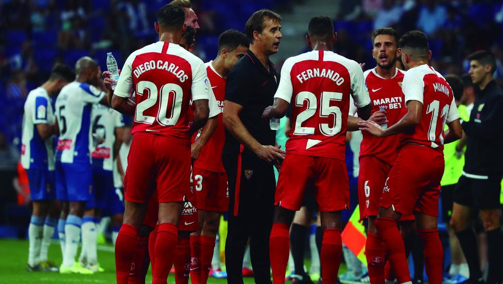 El Leganés de Martí reta al Sevilla en el Wanda 21
