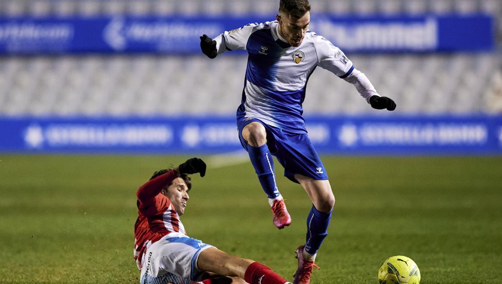 El Sabadell regala el empate con un penalti en la prolongación 1