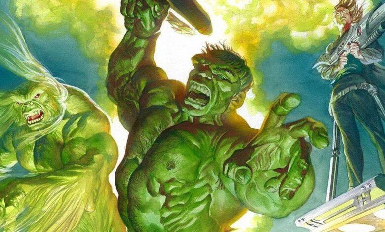 El nuevo Hulk de Marvel trabaja para un villano de los Vengadores olvidado