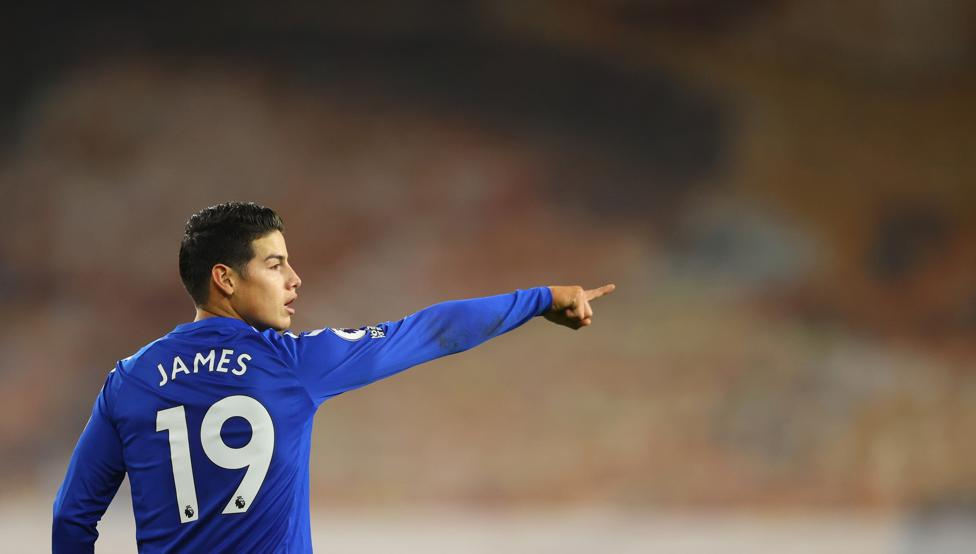 """El traspaso gratis de James al Everton sigue coleando: """"Tenía ofertas mejores en Italia"""" 14"""
