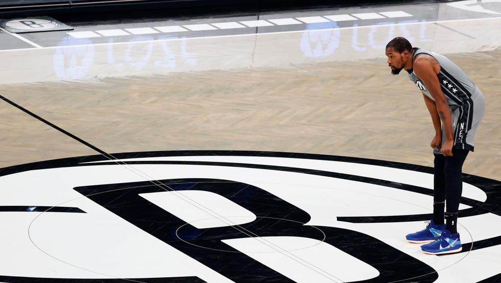 Kevin Durant estará siete días confinado 6