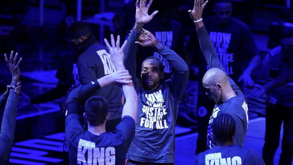 La NBA honra la vida y el legado de Martin Luther King con un festín de partidos 13