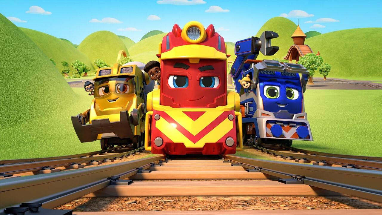 La temporada 2 de 'Mighty Express' llegará a Netflix en febrero de 2021 8