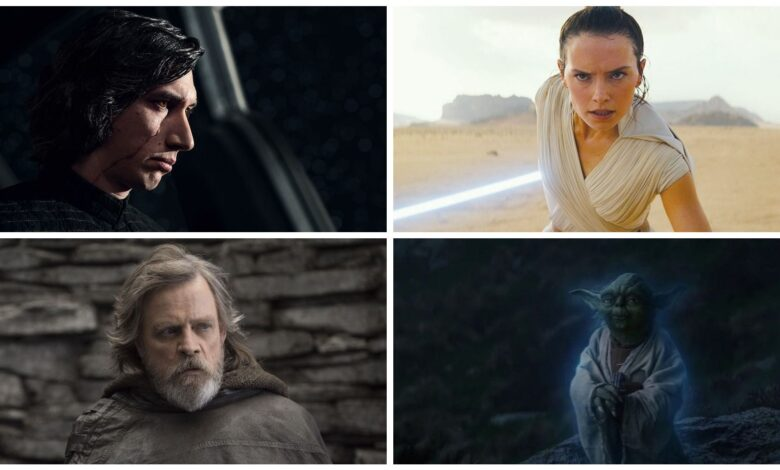 Las 10 mejores frases de Star Wars: The Sequel Trilogy, clasificadas