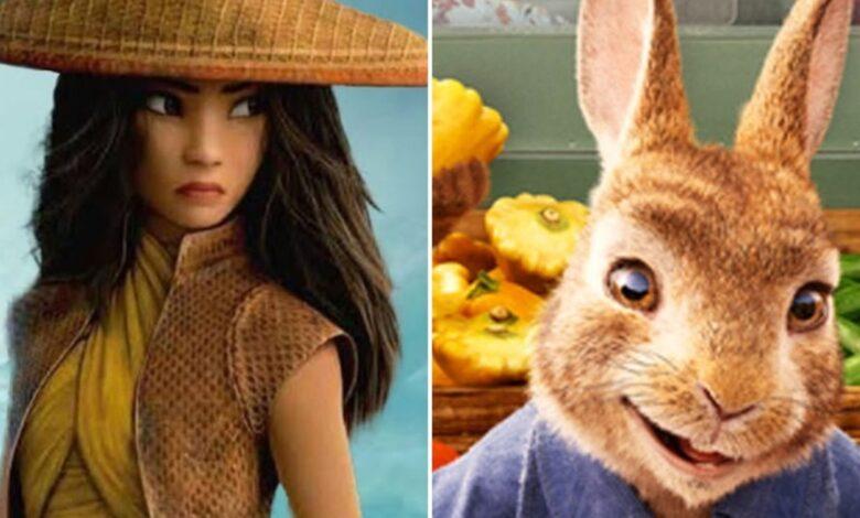 Las 10 películas animadas más esperadas para 2021 (y su fecha de lanzamiento prevista)