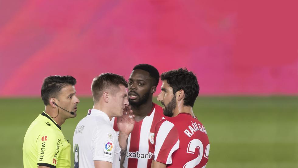 Las dudas del Real Madrid contra la ilusión del Athletic 1