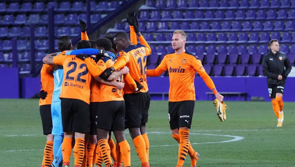 Las dudas del Valencia contra la esperanza del Alcorcón 20
