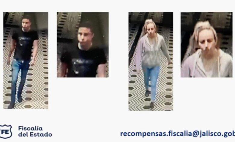 Ligan a pareja a asesinato de Sandoval; difunden sus rostros y ofrecen recompensa 1
