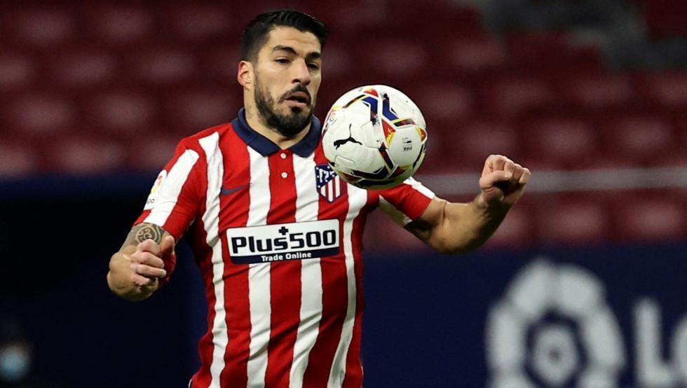 Luis Suárez es una pesadilla para el Eibar 12