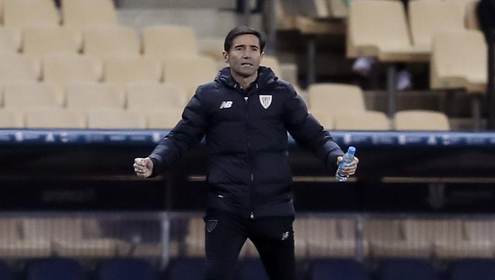 Marcelino, otra vez más verdugo del Barça 20