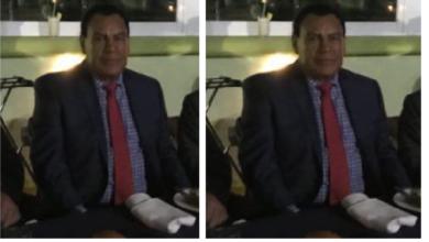 Martín Silverio podría ser candidato de MORENA en Pedro Escobedo, es dueño del balneario Liramar
