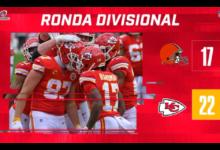 NFL Playoffs: Sufren Jefes, pero avanzan a la Final de Conferencia AFC | Video 3