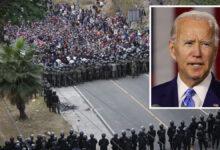 """""""No vengan ahora"""": gobierno entrante de Biden a la caravana de migrantes 1"""