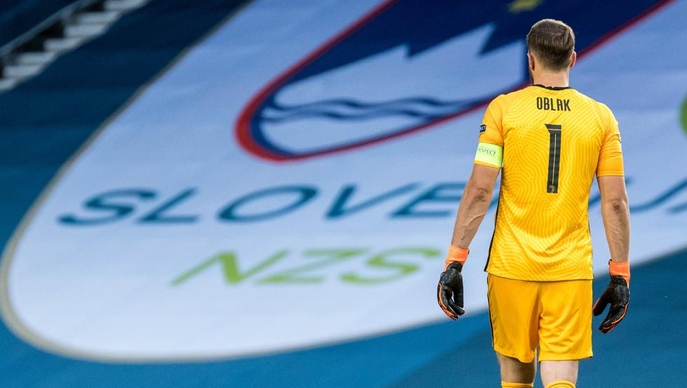 Oblak inspira a los futbolistas de la EURO Sub-21 11