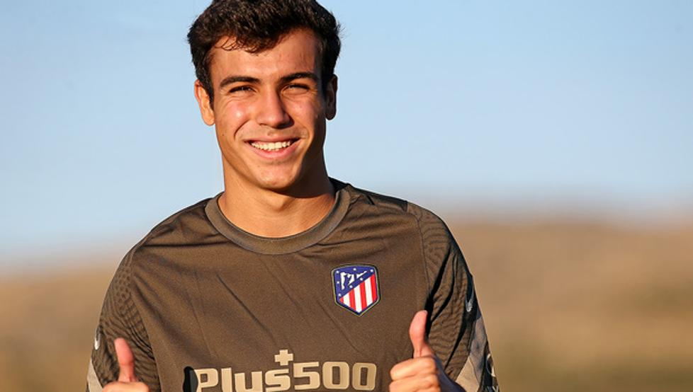 Oficial: El Atlético cede a Manu Sánchez a Osasuna 1