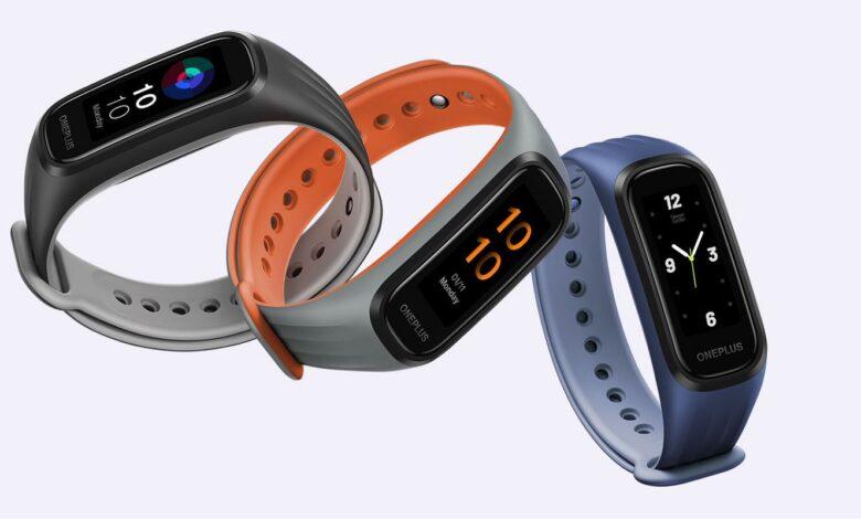 OnePlus Band: seguimiento de salud, oxígeno y ejercicio con batería de 14 días de duración