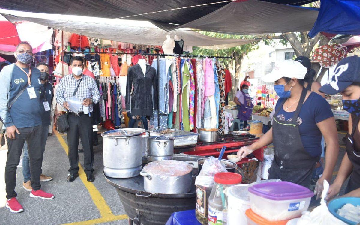 Ordenen en Jiutepec, Morelos, suspender instalación de tianguis para prevenir contagios de coronavirus 2