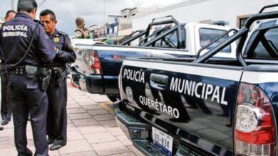 """Policías balean a un ciudadano solo porque mostró """"actitud agresiva"""", en Querétaro"""