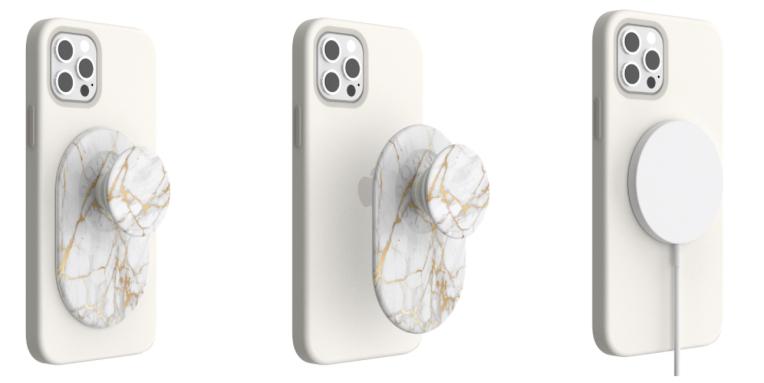 PopSockets anuncia sus accesorios para iPhone 12 compatibles con MagSafe