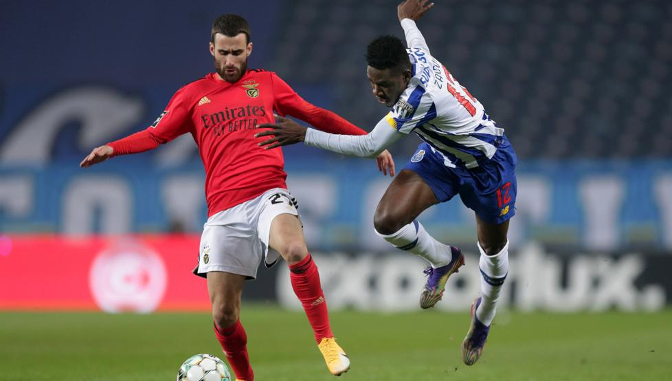 Porto y Benfica firman tablas y el Sporting sonríe 10