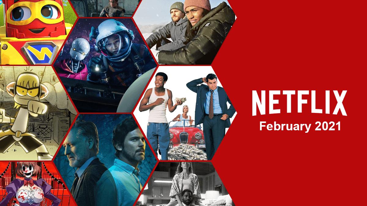 Lo que llegará a Netflix en febrero de 2021 3