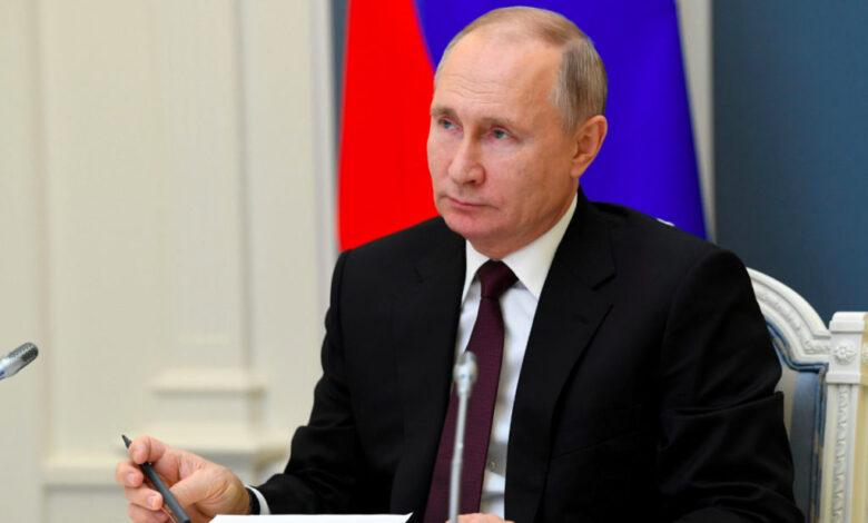 Putin ordena la vacunación masiva contra el virus en Rusia a partir de la próxima semana