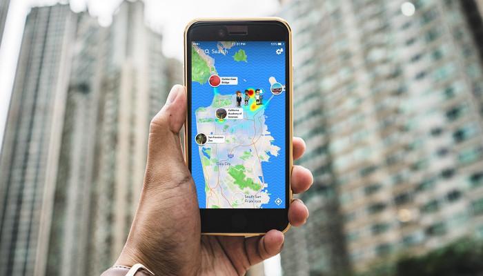 Snap adquiere la startup de datos de ubicación StreetCred