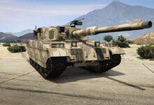 Tanque de GTA Online esquiva un cohete en un juego accidental de su vida