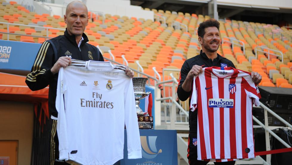 Tebas utiliza a Simeone para 'atizarle' a Zidane 5