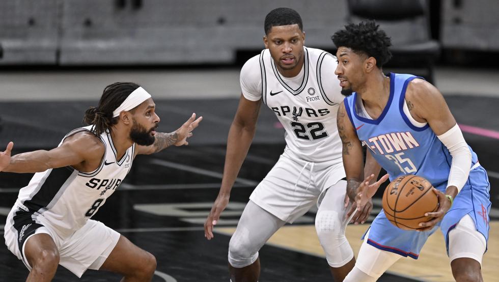 Unos Rockets desorganizados caen ante DeRozan y los Spurs 43
