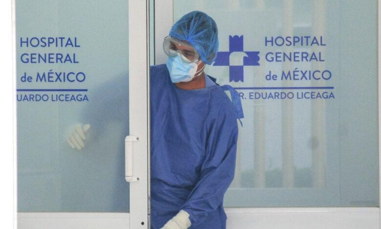 Valle de México está a 33 hospitalizaciones de rebasar el peor escenario de ocupación por Covid-19 1