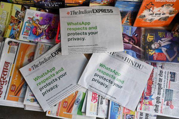 WhatsApp enfrenta un desafío legal por la privacidad en su mercado más grande