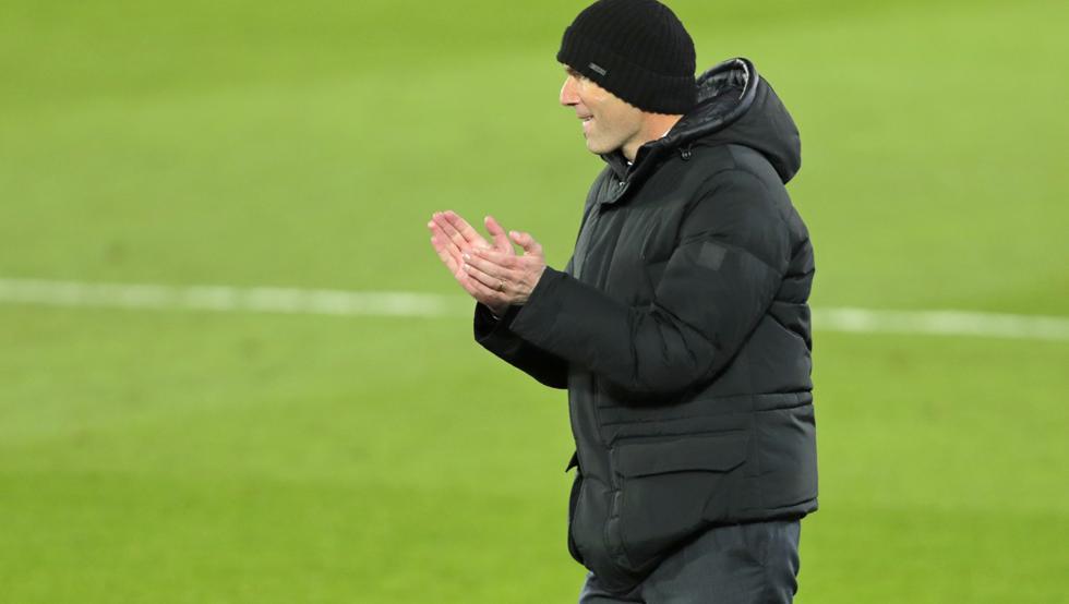 Zidane, 'contra' el Real Madrid 18