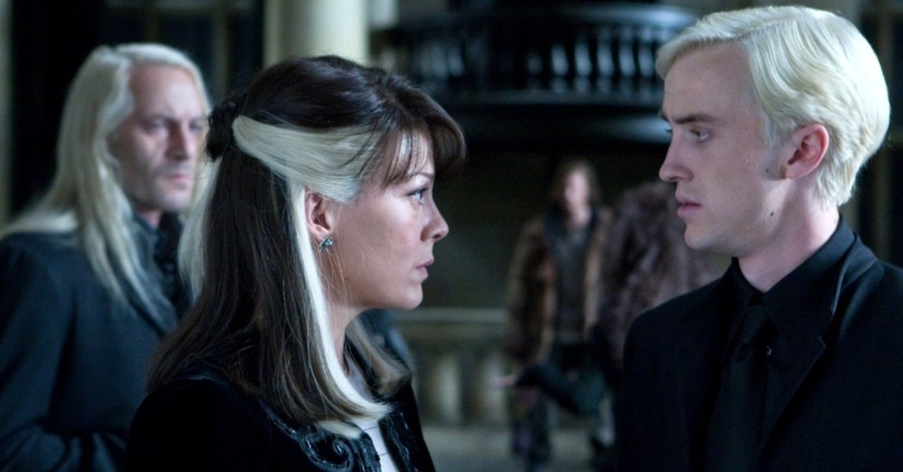 Tom Felton de Harry Potter se despide de la mamá en pantalla Helen McCrory en Heartfelt Post - La Neta Neta